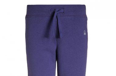 Dziecięce spodnie dresowe dla dziewczynki