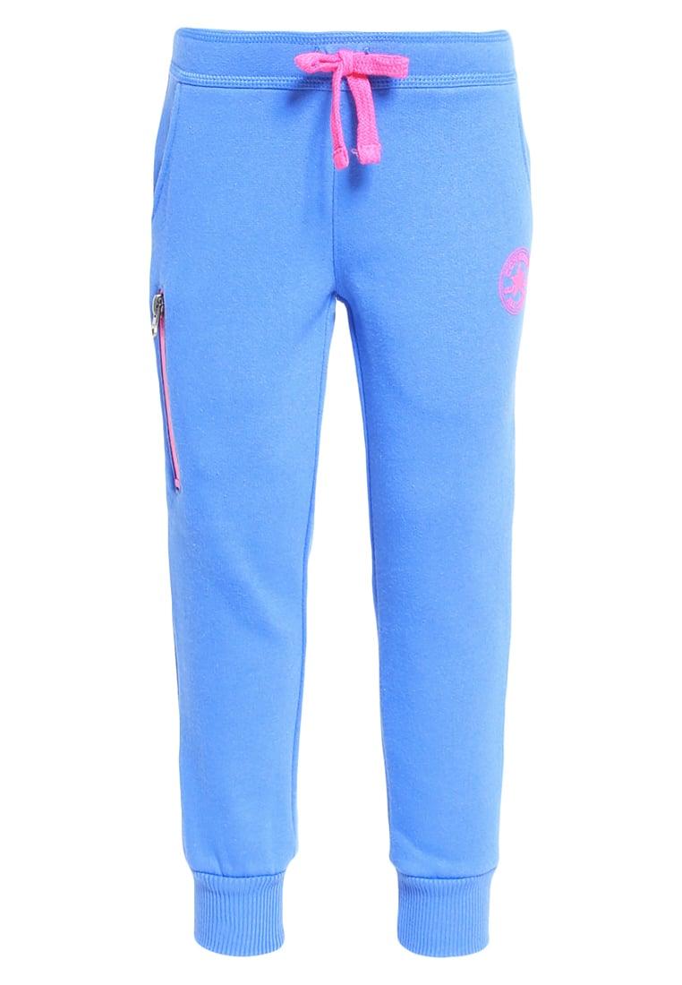 Spodnie converse dla dzieci niebieskie