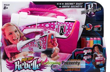 Nerf dla dziewczyn - torebka NERF Rebelle