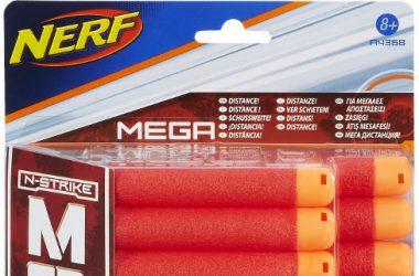 Nerf strzałki dodatkowy komplet
