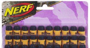 Strzałki Nerf dodatkowy komplet