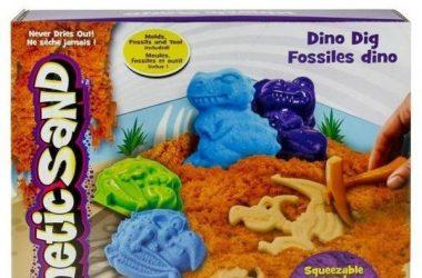 Kinetic Sand piasek kinetyczny dinozaury