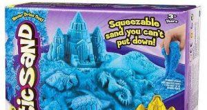 Piasek kinetyczny kinetic sand podwodny świat