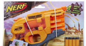 Nerf zabawki dla dzieci miotacz Nerf Doomlands Persuader