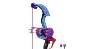 Zabawki dla dziewczyn - łuk nerf rebelle