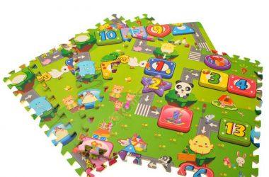 Puzzle piankowe ulica droga zabawki dla dzieci