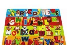 Puzzle piankowe mata edukacyjna dla dzieci