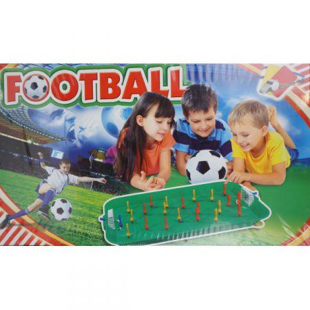 Gra dla dzieci - piłkarzyki na sprężynkach