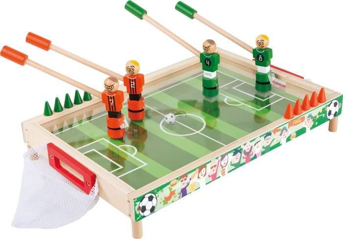 Gra dla dzieci - piłkarzyki magnetyczne