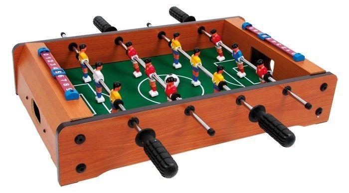 Piłkarzyki gra stołowa dla dzieci