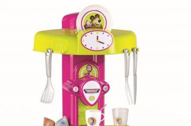 Kuchnia Smoby dla dzieci zabawa w gotowanie