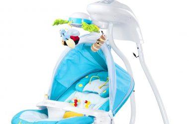 Huśtawka dla niemowlaka domowa