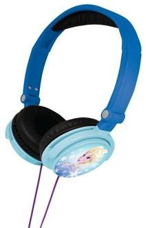 Słuchawki dla dzieci nauszne Frozen Kraina Lodu