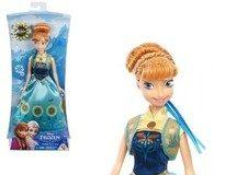 Kraina Lodu Anna lalka z bajki Frozen