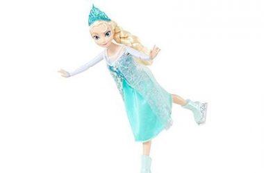 Kraina Lodu Elsa na łyżwach