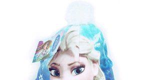 Zimowa czapka Elsa Frozen Kraina Lodu