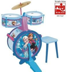 Perkusja dla dzieci Frozen Kraina Lodu