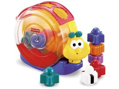 Ślimak fisher price – zabawki dla dzieci