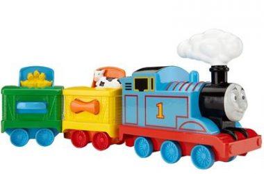 Pociąg Tomek i przyjaciele Fisher Price