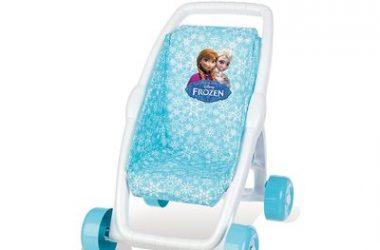 Wózek dla lalek Frozen spacerówka