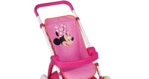 Wózek dla lalek spacerówka Minnie