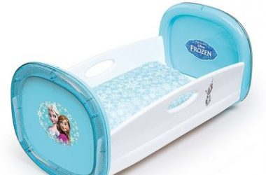 kołyska dla lalek Frozen Kraina Lodu