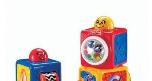 Zabawka dla maluchów - klocki Fisher Price