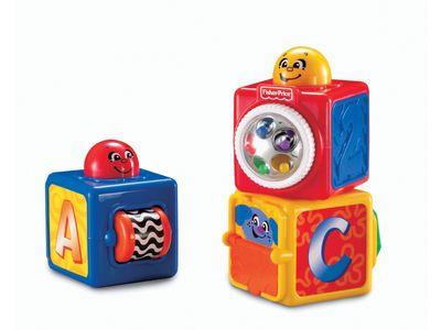 Zabawka dla maluchów – klocki Fisher Price
