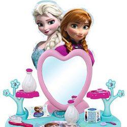 Toaletka dla dziewczynki Frozen Kraina Lodu