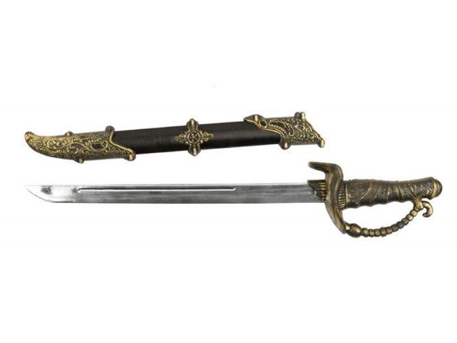 Miecz pirata 54 cm do zabawy dla dzieci