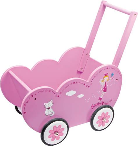 Wózek dla lalek Piękna Księżniczka