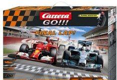 Carrera Go ! Tor wyścigowy Final Lap