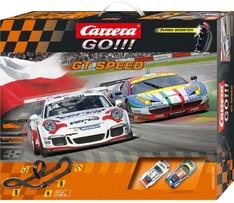 Carrera Go Tor Wyścigowy Verva GT Speed