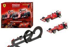 Carrera Go Red Champions Tor Wyścigowy