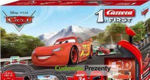 Carrera Go Disney Cars Tor Wyścigowy