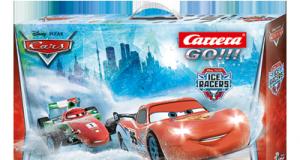 carrera go ice drift cars auta