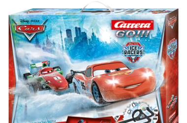 carrera go ice drift cars auta