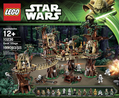 Lego Star Wars Ewok Village Wioska Ewoków