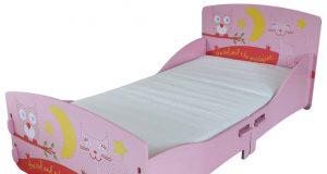 Różowe łóżko dla dziewczynki Kidsaw