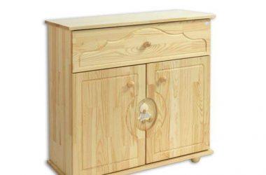 komody drewniane dla dzieci Duck
