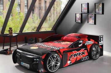 Łóżko auto samochód dla chłopca