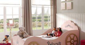 łóżko dla księżniczki