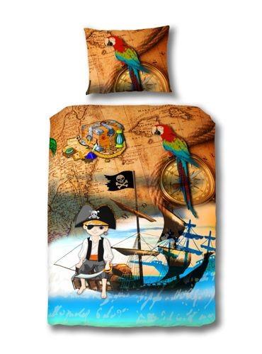 Dziecięca pościel Piraci