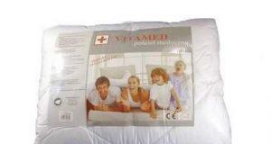 Całoroczna pościel Vitamed 90x120+40x60 cm