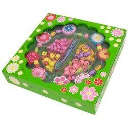 Bizuteria dla dzieci kwiatki