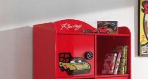 Regał Monza półki na zabawki dla dzieci