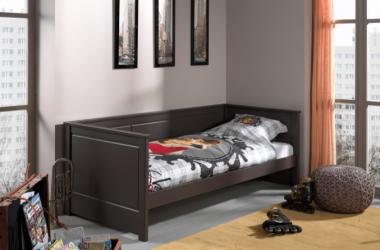 Łóżko sofa dla dzieci Pino Taupe
