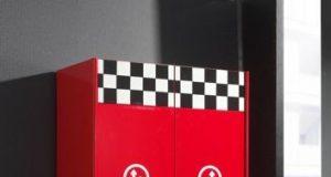 Szafa dziecięca wyścigi Monza