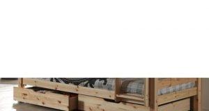 szuflada pod łóżko sosna naturalna Pino