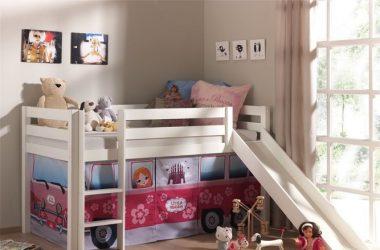Tekstylia do łóżka piętrowego wysokiego Pino